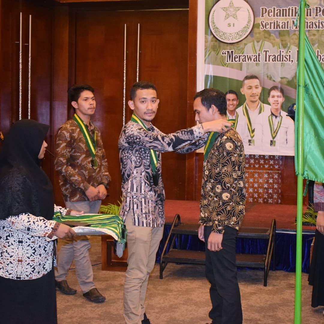Ketua Umum Semmi Cabang Kota Banda Aceh Kakanda Ikhwanuddin Syarikat Islam